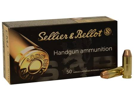 Sellier and Bellot 45ACP 230gr FMJ