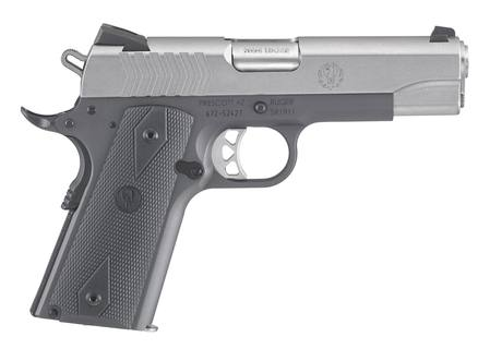 Ruger SR1911 Commander 9mm Stainless 4.25""