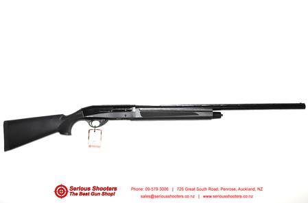 "Buy Khan Fidelio 12 Gauge 28"" Blued / Synthetic Semiauto in NZ."