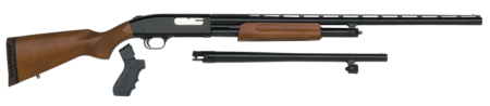 "Buy Mossberg 500 12G Pump Combo 28"" & 18.5"" Barrels in NZ."