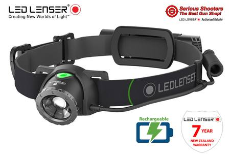 LED Lenser MH10 Headlamp 600LM Rechargeable *NEW 2019*