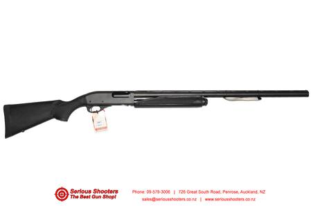 "Buy Remington 870 Express 12G 28"" Synthetic Pump Action in NZ."