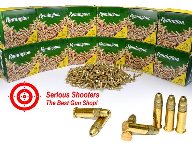 116462 - Remington Golden Bullet 22Lr Value Pack 525s - Guns Auckland Stoney Creek
